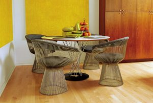 Platner Chair 6